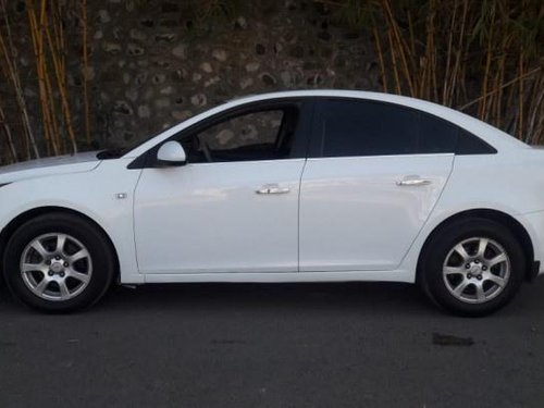 Used Chevrolet Cruze Version LTZ MT car at low price in Pune