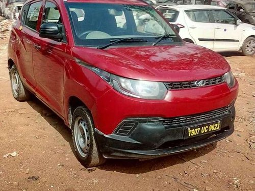 2017 Mahindra KUV100 MT for sale in Hyderabad