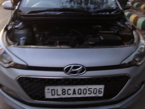 Hyundai Elite i20 2017 AT for sale in Ghaziabad