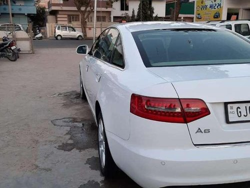 Used Audi A6 2.0 TDI Premium Plus AT car at low price in Ahmedabad