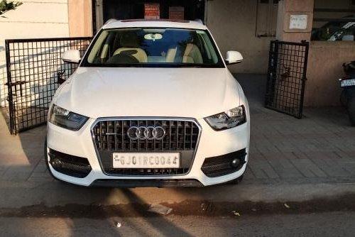 Audi Q3 2012-2015 2.0 TDI Quattro Premium Plus AT for sale in Ahmedabad