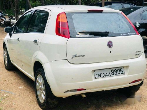 Fiat Punto Emotion 90HP, 2010, Diesel MT for sale in Chennai