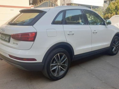 2017 Audi Q3 MT for sale at low price in Bangalore
