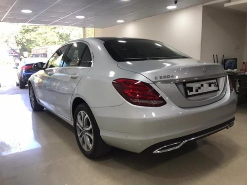 Used Mercedes Benz C-Class C 220 CDI Avantgarde AT car at low price in Chennai