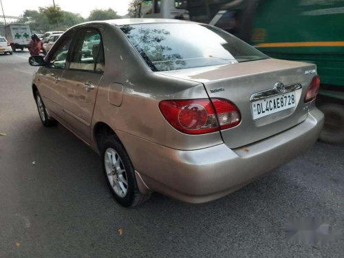 Used 2007 Toyota Corolla MT car at low price in Noida