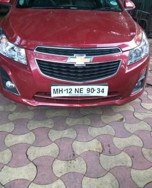 Used 2016 Chevrolet Cruze LTZ MT for sale in Pune