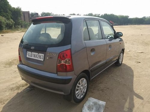 Used Hyundai Santro Xing GLS 2011 MT for sale in Ahmedabad