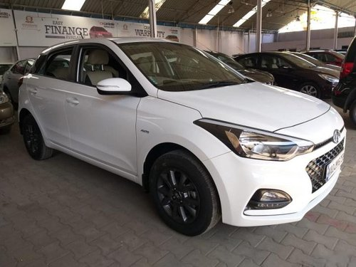 2018 Hyundai Elite i20 AT for sale at low price in Bangalore