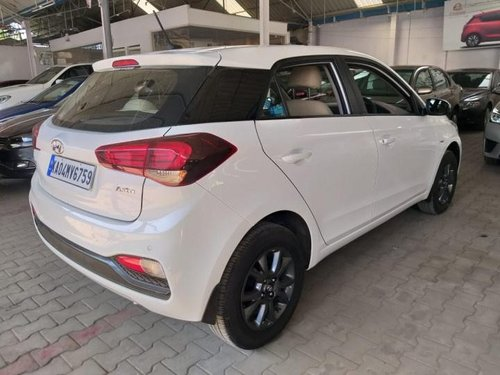 2018 Hyundai Elite i20 AT for sale at low price in Bangalore-10
