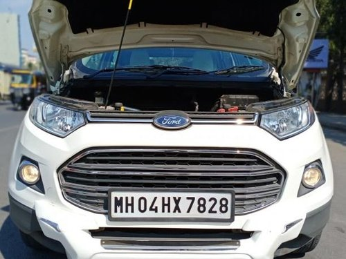 Used Ford EcoSport 1.5 Petrol Titanium AT car at low price in Thane