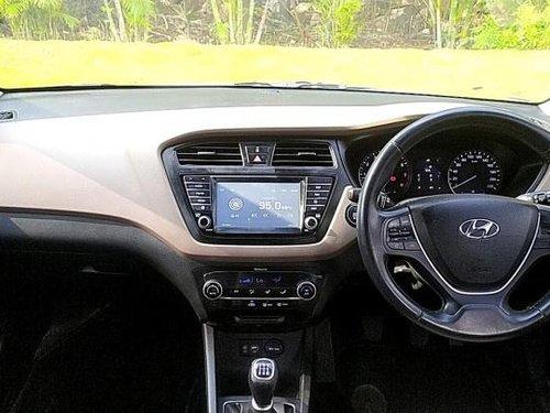 Hyundai Elite i20 1.2 Asta MT 2017 in Hyderabad