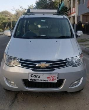 Chevrolet Enjoy Petrol Lt 7 Seater Mt 2013 In Bangalore 561958
