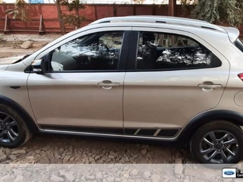 Used Ford Freestyle Titanium Petrol MT 2018 in Thane