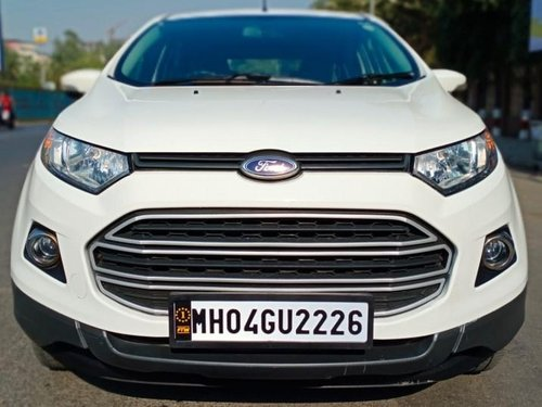 2015 Ford EcoSport 1.5 Ti VCT MT Trend for sale at low price in Thane