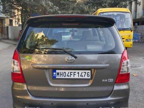 Used Toyota Innova 2.5 G4 8 STR, 2012, Diesel AT for sale in Mumbai