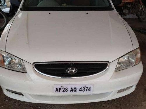 Used Hyundai Accent CRDi 2006 MT for sale in Hyderabad