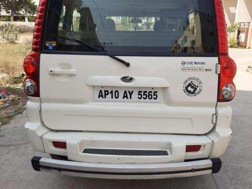 Used 2011 Mahindra Scorpio MT car at low price in Hyderabad