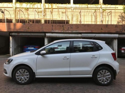 2016 Volkswagen Polo 1.2 MPI Comfortline MT for sale in Mumbai