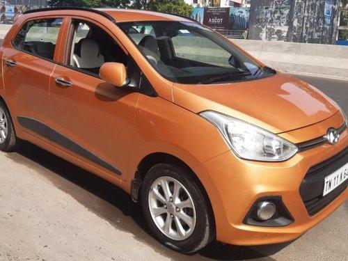 Hyundai Grand i10 1.2 Kappa Asta 2014 MT for sale in Chennai