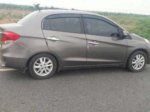 Used 2013 Honda Amaze AT car at low price in Tiruchirappalli
