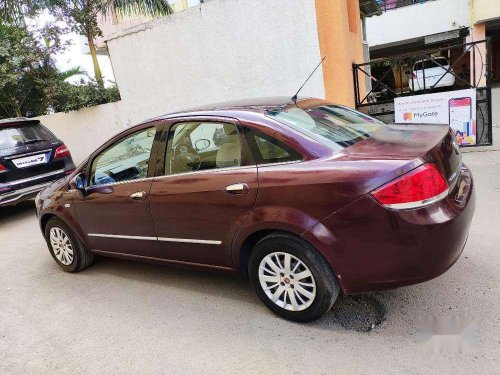 Used 2010 Fiat Linea MT car at low price in Pune