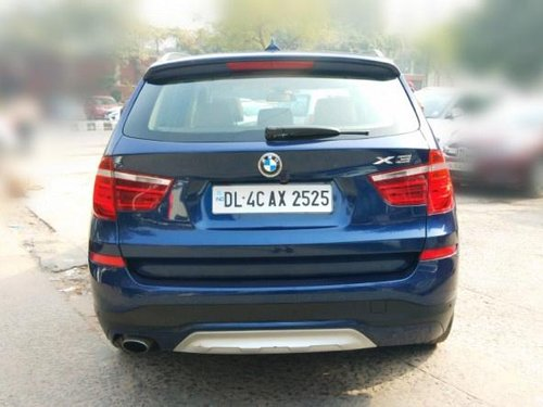 BMW X3 2011-2013 xDrive20d AT for sale in New Delhi