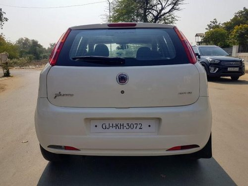 2011 Fiat Punto 1.4 Emotion MT for sale in Ahmedabad