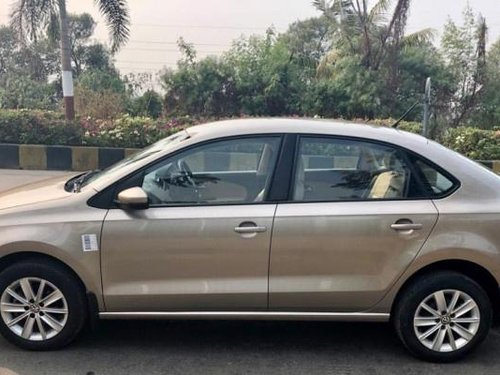 2016 Volkswagen Vento Petrol Highline AT for sale in Mumbai