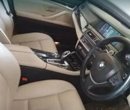 Used 2012 BMW 5 Series AT 2003-2012 for sale in New Delhi