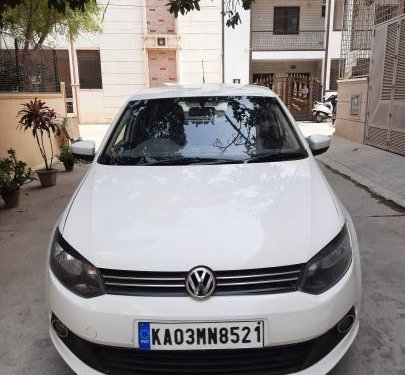 Used Volkswagen Vento Diesel Highline 2011 MT for sale in Bangalore