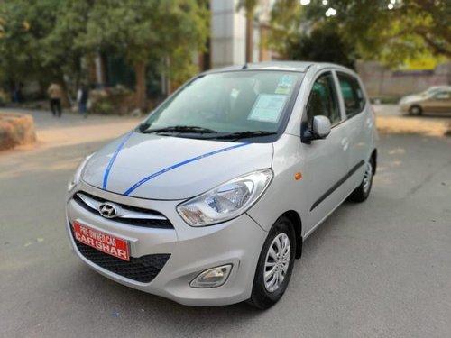 Used 2014 Hyundai i10 Sportz MT car at low price in Noida