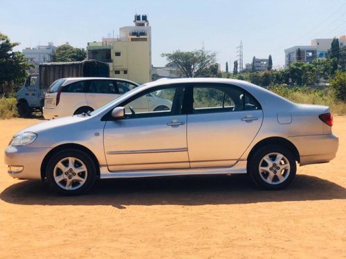 2007 Toyota Corolla MT for sale in Bangalore