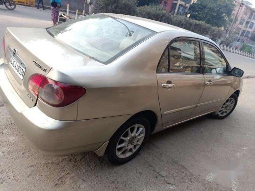 Used Toyota Corolla H1 1.8J, 2006, Petrol MT for sale in Rajpura