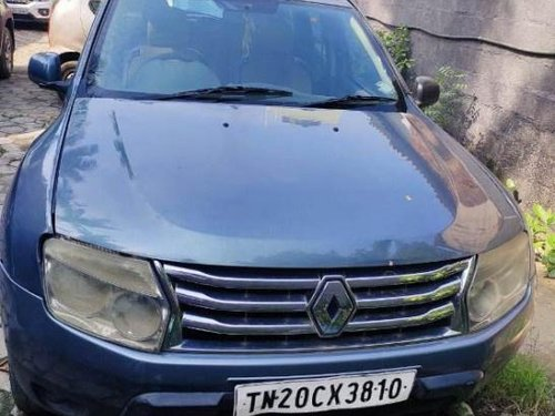 Renault Duster 2012-2015 85PS Diesel RxL MT for sale in Chennai