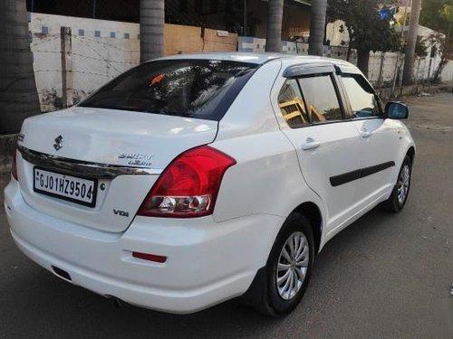Used Maruti Suzuki Dzire VDI MT 2011 in Ahmedabad