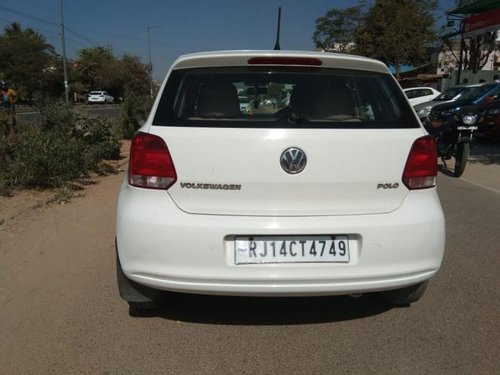 2013 Volkswagen Polo Petrol Comfortline 1.2L MT for sale at low price in Jaipur