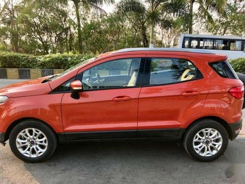 Used 2013 Ford EcoSport AT car at low price in Mumbai
