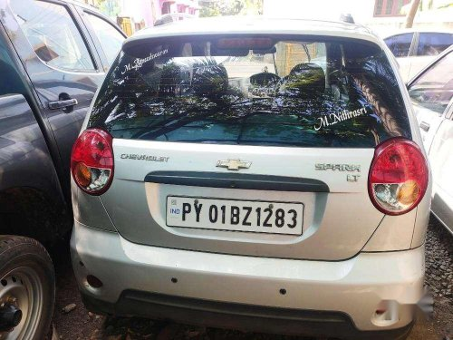 Used Chevrolet Spark LT 1.0 BS-IV OBDII, 2013, Petrol MT for sale in Pondicherry -0