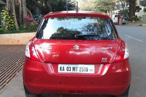 2013 Maruti Suzuki Swift ZXI MT for sale at low price in Bangalore