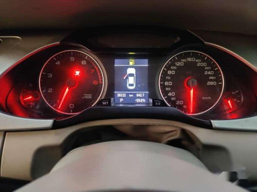 Used 2011 Audi A4 2.0 TFSI AT for sale in Mumbai