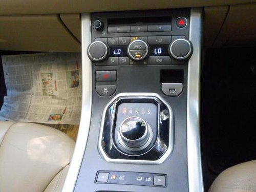Used 2013 Land Rover Range Rover Evoque 2.2L Dynamic AT for sale in Chennai