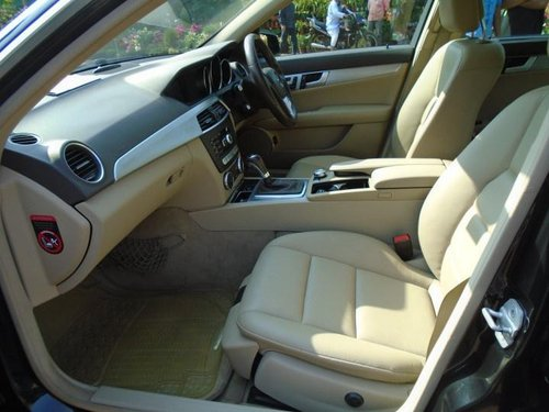 2013 Mercedes Benz C-Class C 220 CDI Avantgarde AT for sale in Mumbai