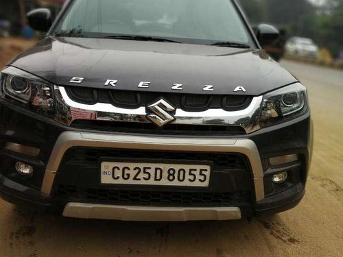 Used Maruti Suzuki Vitara Brezza ZDi 2016 MT for sale in Raipur