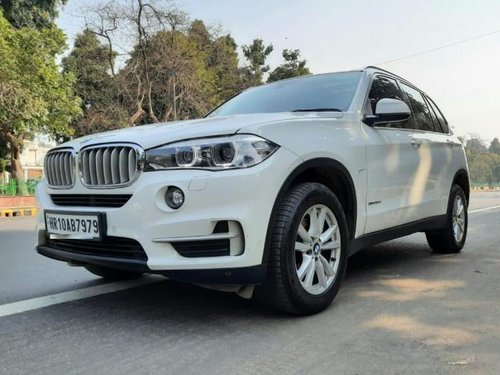 Used 2017 BMW X5 xDrive 30d Expedition AT for sale in New Delhi