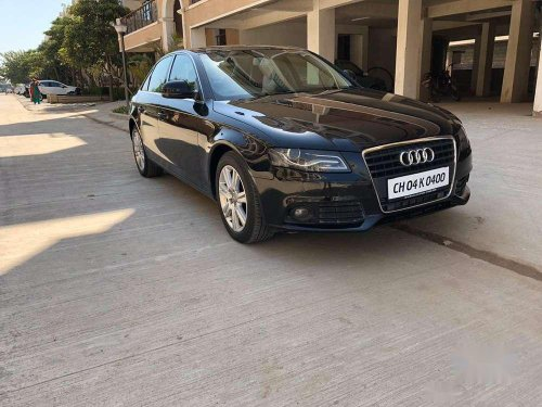 Used Audi A4 2.0 TDI 2009 AT for sale in Chandigarh -3