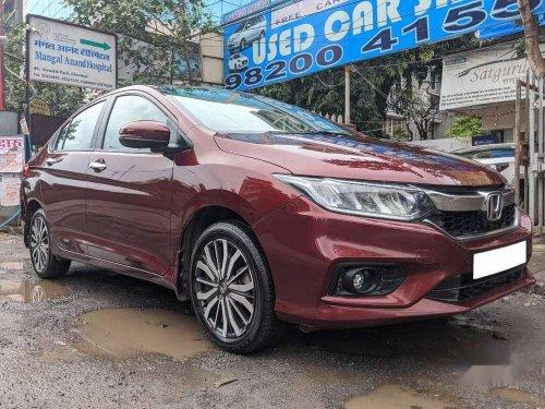 Used Honda City VX CVT, 2018, Petrol AT for sale in Mumbai