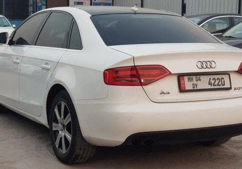 Audi A4 2.0 TDI Multitronic AT 2009 in Pune