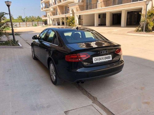Used Audi A4 2.0 TDI 2009 AT for sale in Chandigarh -2