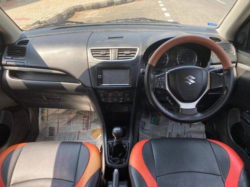 Maruti Suzuki Swift ZXI 2016 MT for sale in Bangalore