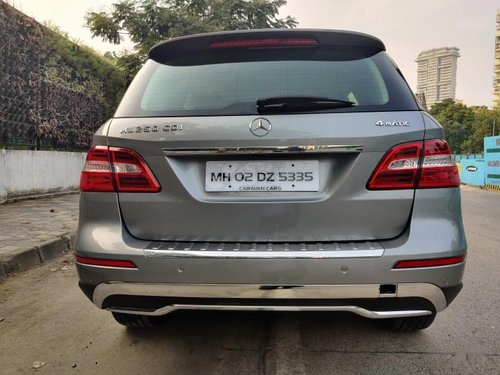 Used Mercedes Benz M Class ML 250 CDI AT 2015 in Mumbai